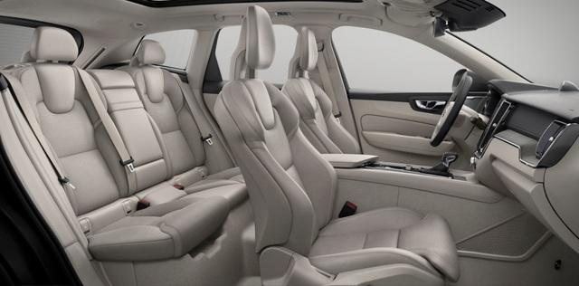 Volvo XC60 thế hệ mới - Hành trình mới - 16