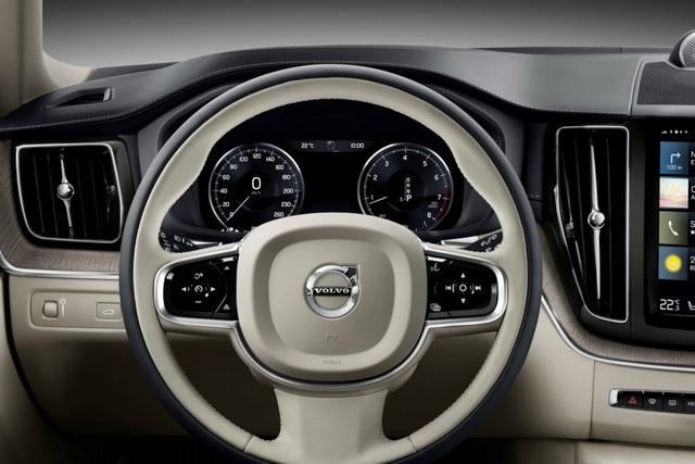 Volvo XC60 thế hệ mới - Hành trình mới - 18