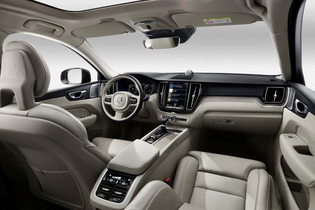 Volvo XC60 thế hệ mới - Hành trình mới - 17