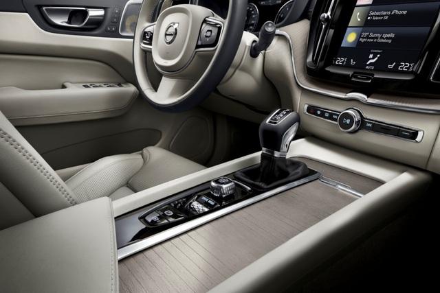 Volvo XC60 thế hệ mới - Hành trình mới - 19