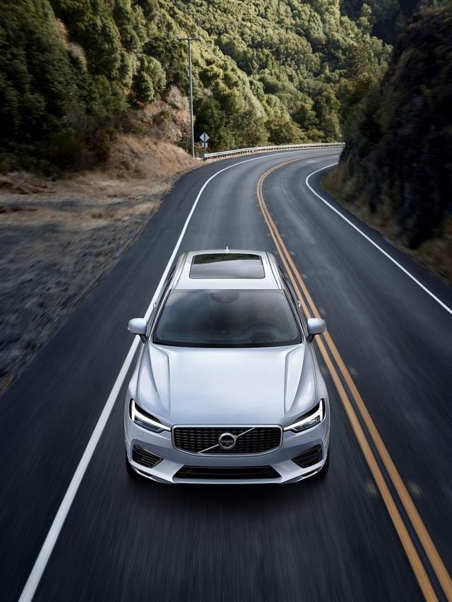 Volvo XC60 thế hệ mới - Hành trình mới - 27
