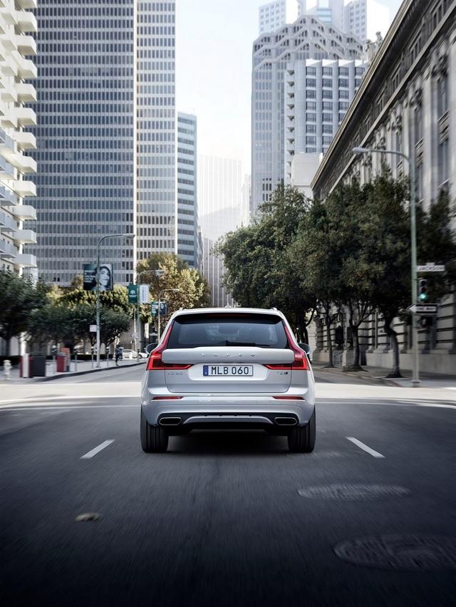Volvo XC60 thế hệ mới - Hành trình mới - 30