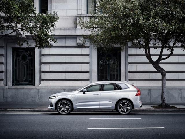 Volvo XC60 thế hệ mới - Hành trình mới - 29