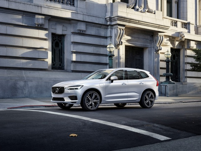 Volvo XC60 thế hệ mới - Hành trình mới - 28