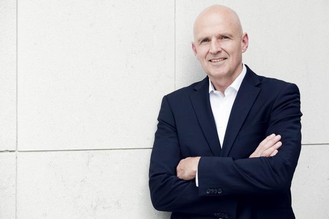 GS.TS Harald von Korflesch, Phó Hiệu trưởng Đại học Koblenz-Landau, CHLB Đức.