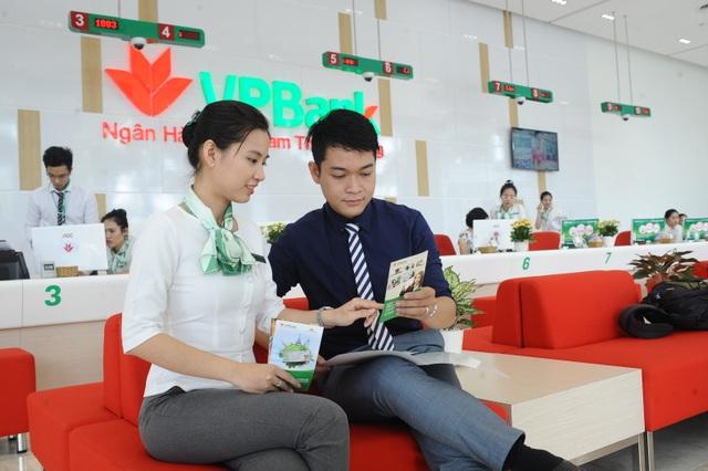 Moodys nâng xếp hạng tín nhiệm của VPBank từ B3 lên B2