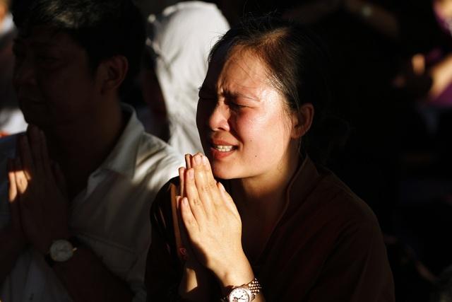 Những khoảnh khắc xúc động trong lễ Vu Lan ở Tây Thiên - 1