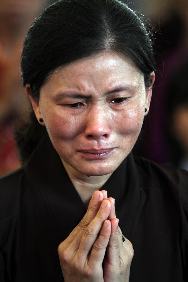 Những khoảnh khắc xúc động trong lễ Vu Lan ở Tây Thiên - 2