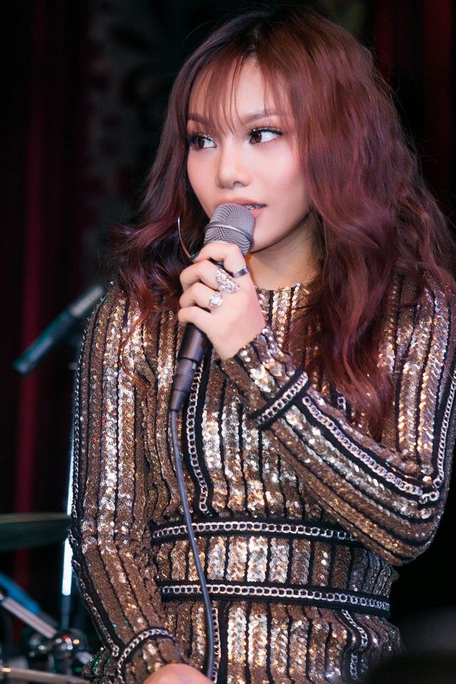 Vũ Thảo My cho rằng mình đã cố gắng hết sức của mình trong âm nhạc bởi đây chính là điều duy nhất cô có thể làm tốt nhất.