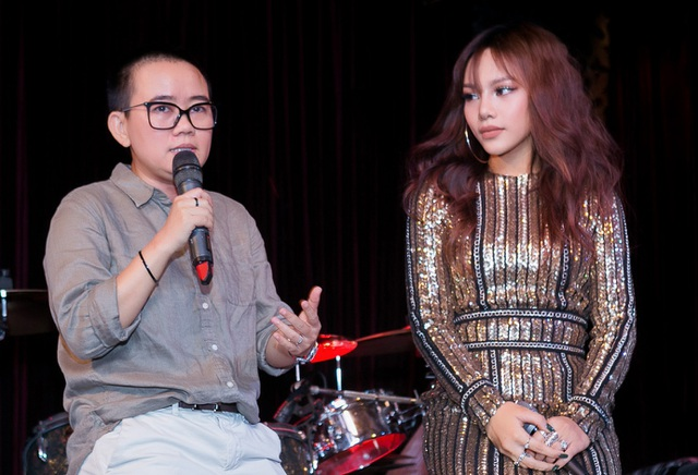 Nhạc sĩ Phương Uyên sẽ là người đầu tư chuyên môn về âm nhạc cho Vũ Thảo My trong lần trở lại này cũng như thời gian sắp tới
