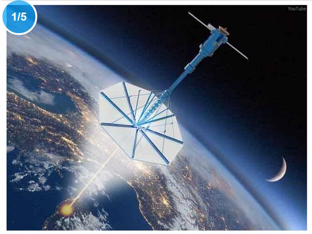 Tàu vũ trụ khám phá các vì sao nằm gọn trong lòng bàn tay - 1
