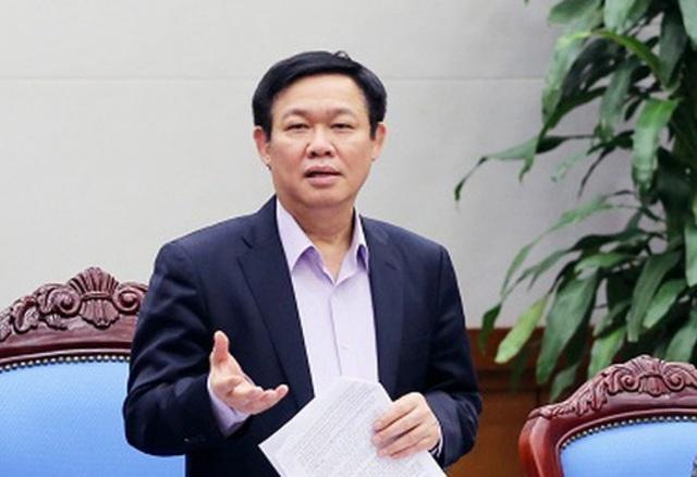Phó Thủ tướng Vương Đình Huệ yêu cầu Bộ Y tế phải giảm từ 10-15% giá thuốc trong năm 2017