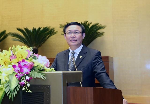 Phó Thủ tướng Vương Đình Huệ: Giảm đầu mối các đơn vị, giảm biên chế hưởng lương từ ngân sách không có nghĩa giảm số lượng người làm việc.