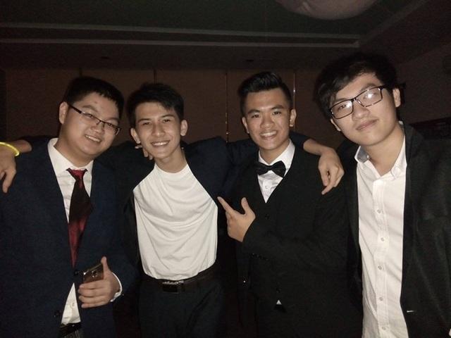 Chàng trai Việt ước mơ được làm việc ở Phố Wall sau khi tốt nghiệp đại học.