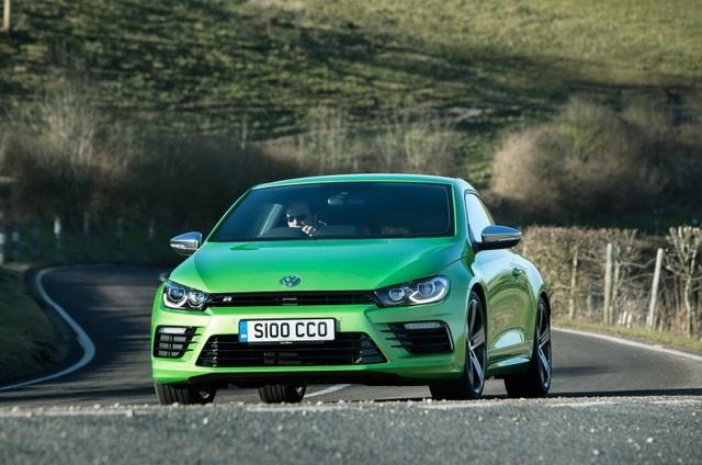 Volkswagen Scirocco sẽ trở thành coupe chạy điện 300 mã lực - 1