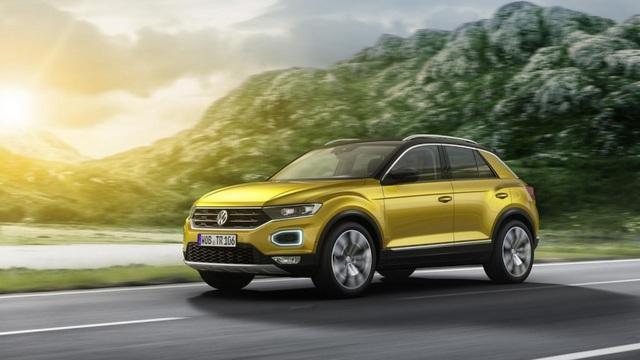 Volkswagen T-Roc - Làn gió mới cho phân khúc crossover cỡ nhỏ - 2