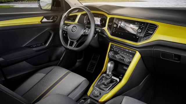 Volkswagen T-Roc - Làn gió mới cho phân khúc crossover cỡ nhỏ - 7