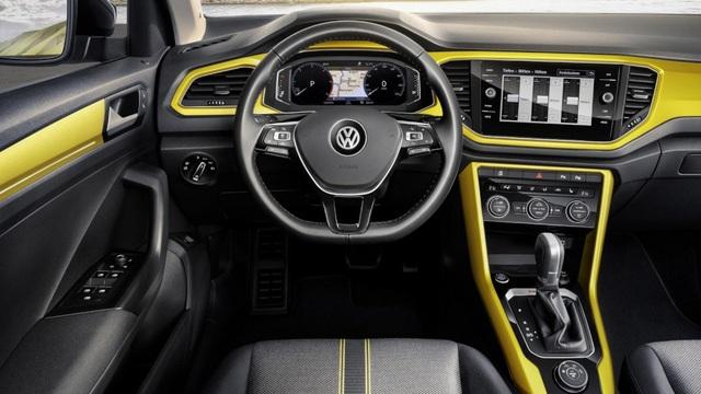 Volkswagen T-Roc - Làn gió mới cho phân khúc crossover cỡ nhỏ - 8