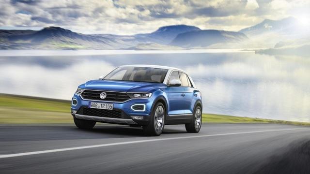 Volkswagen T-Roc - Làn gió mới cho phân khúc crossover cỡ nhỏ - 10