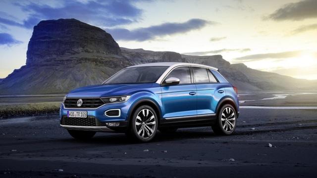 Volkswagen T-Roc - Làn gió mới cho phân khúc crossover cỡ nhỏ - 11