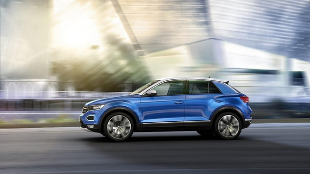 Volkswagen T-Roc - Làn gió mới cho phân khúc crossover cỡ nhỏ - 12