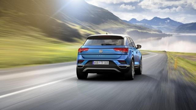 Volkswagen T-Roc - Làn gió mới cho phân khúc crossover cỡ nhỏ - 15