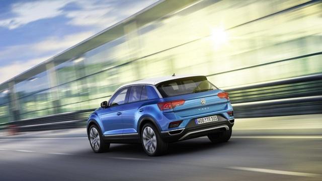 Volkswagen T-Roc - Làn gió mới cho phân khúc crossover cỡ nhỏ - 13