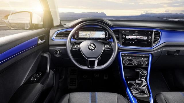 Volkswagen T-Roc - Làn gió mới cho phân khúc crossover cỡ nhỏ - 17