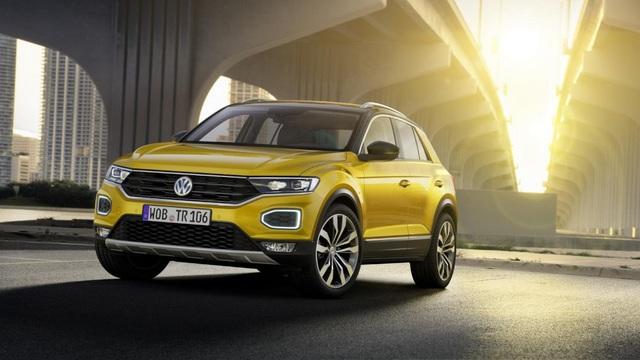Volkswagen T-Roc - Làn gió mới cho phân khúc crossover cỡ nhỏ - 1