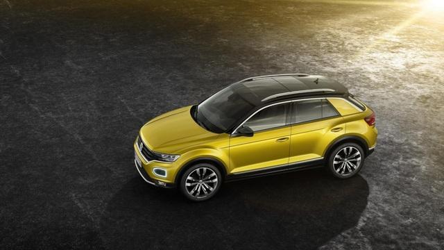 Volkswagen T-Roc - Làn gió mới cho phân khúc crossover cỡ nhỏ - 4