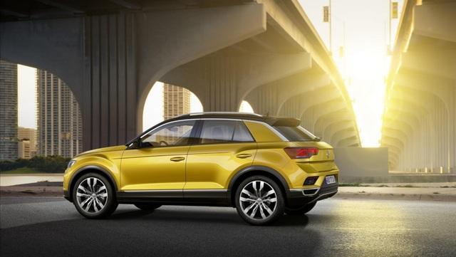 Volkswagen T-Roc - Làn gió mới cho phân khúc crossover cỡ nhỏ - 3