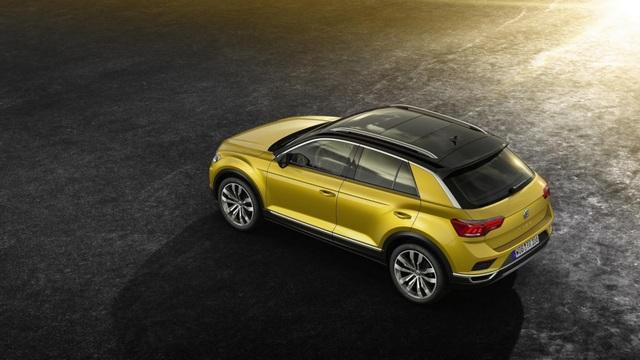 Volkswagen T-Roc - Làn gió mới cho phân khúc crossover cỡ nhỏ - 9