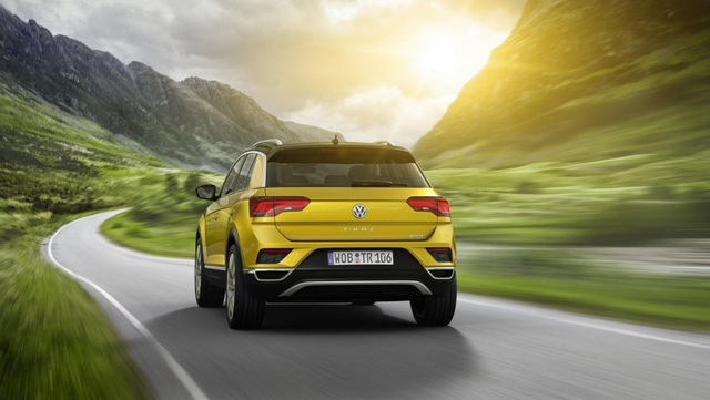 Volkswagen T-Roc - Làn gió mới cho phân khúc crossover cỡ nhỏ - 5
