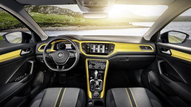 Volkswagen T-Roc - Làn gió mới cho phân khúc crossover cỡ nhỏ - 6