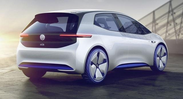 Volkswagen coi Tesla là đối thủ số một trong tương lai - 1