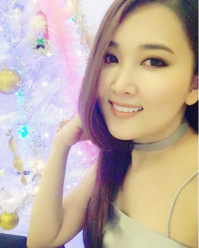 Vy Nguyễn sở hữu vẻ ngoài xinh xắn, đáng yêu.