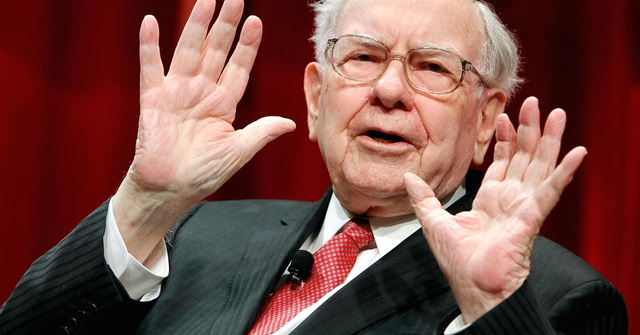 Tỷ phú Warren Buffett. (Nguồn: Paul Morigi | Fortune | Time Inc | Getty Images)