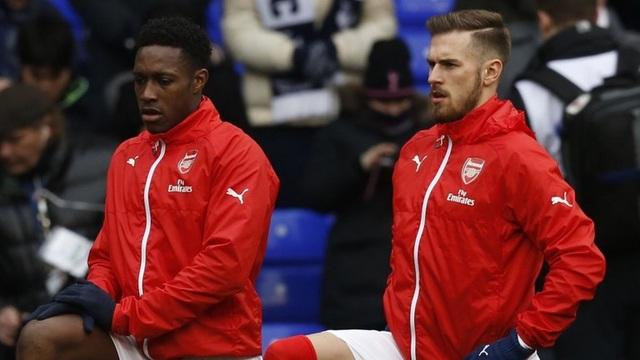 Arsenal buộc phải gấp rút giữ chân Welbeck và Ramsey