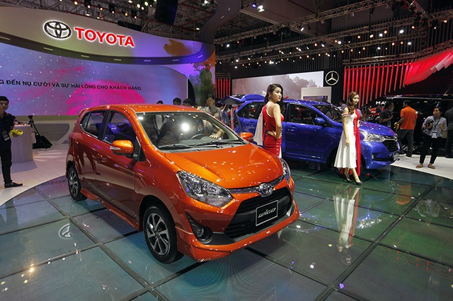Nên xem gì tại gian hàng Toyota tại Triển lãm ô tô Việt Nam 2017? - 7