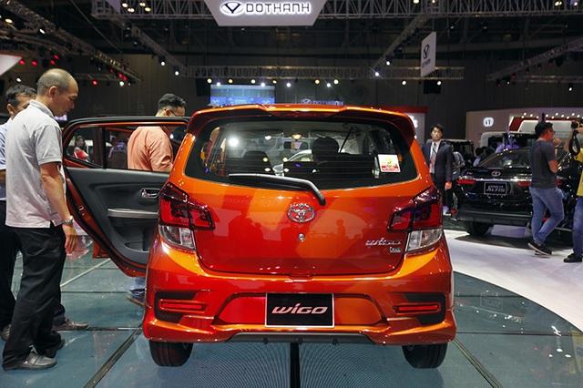 Nên xem gì tại gian hàng Toyota tại Triển lãm ô tô Việt Nam 2017? - 10