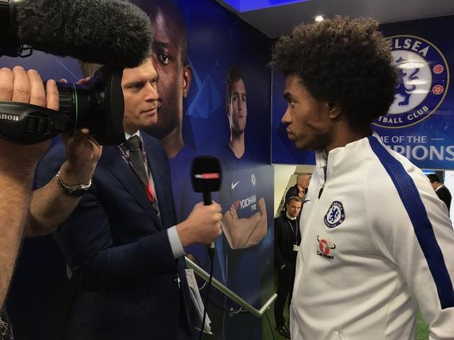 Chelsea 0-0 Arsenal: Chia điểm nhạt nhòa - 11