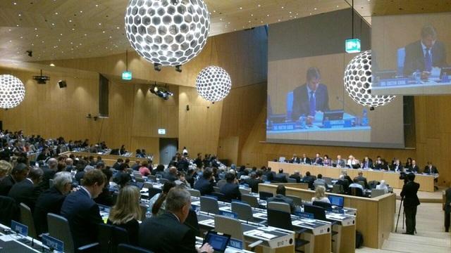 Phiên họp lần thứ 57 Đại hội đồng WIPO.