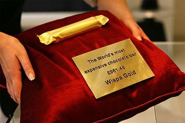 Những món ăn dát vàng dành riêng cho giới siêu giàu - 4
