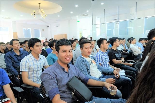 Nhân tài Đất Việt sẽ luôn là vườn ươm, bệ phóng cho các Startup - 2