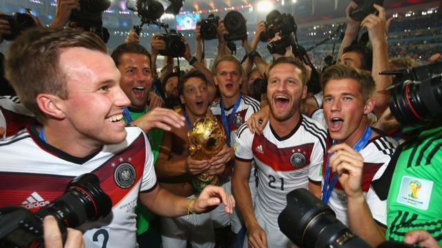 World Cup sẽ tăng lên thành 48 đội vào năm 2026