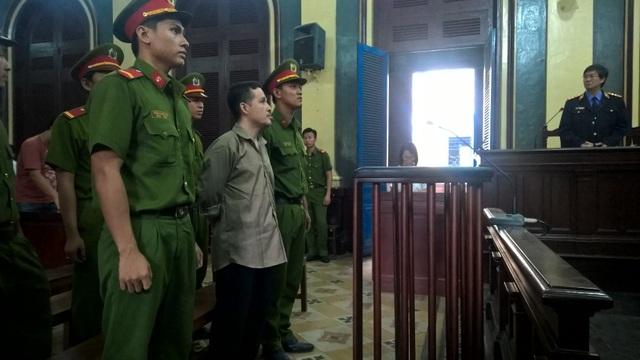 Bị cáo Bernal lãnh án tử hình.