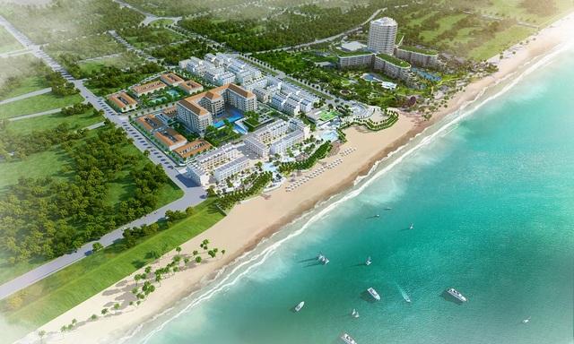 """100% Boutique Hotels Phú Quốc Waterfront giai đoạn 1 """"Cháy hàng"""" - 1"""