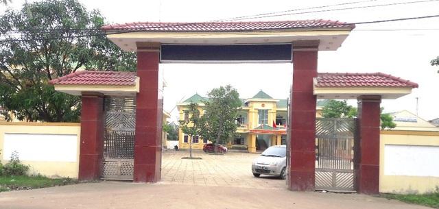 Mấy ngày qua, UBND xã Nghi Quang xôn xao việc ông Chủ tịch UBND xã bị trưởng công an bắn.