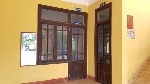 Phòng Tiếp dân và Phòng Chủ tịch UBND