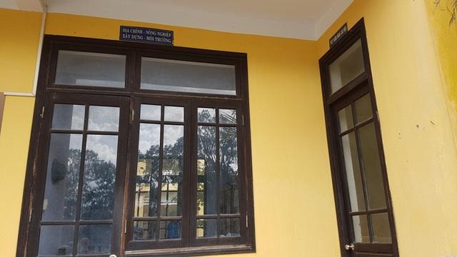 Phòng Phó Chủ tịch và Địa chính - Nông nghiệp - Xây dựng - Môi trường